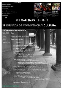 Cartel jornada cultural 21-12-12 copia 3