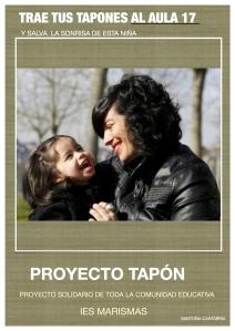 CARTEL PROYECTO TAPÓN